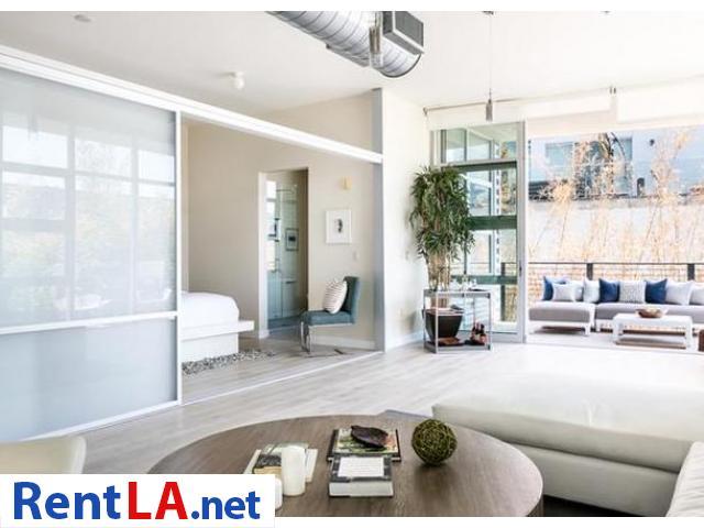 Very modern furnished 2BR/2BA Loft in Venice/MDR - 1/19