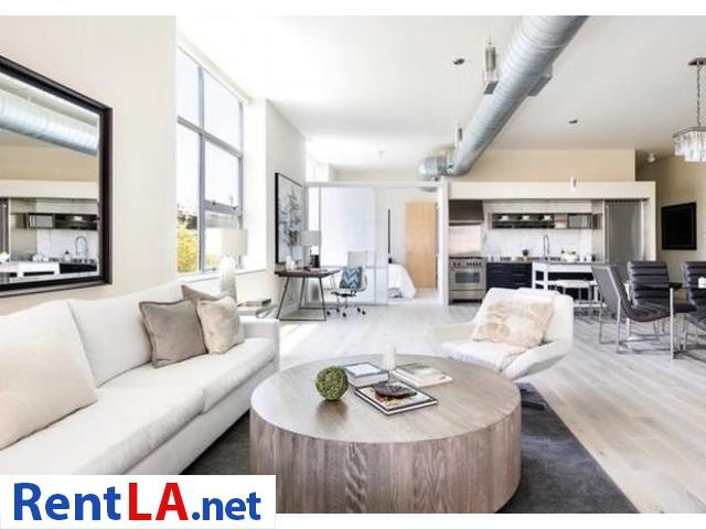 Very modern furnished 2BR/2BA Loft in Venice/MDR - 2/19