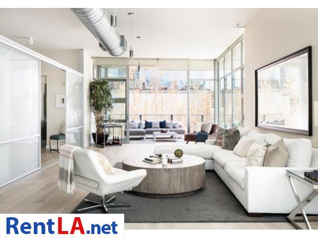Very modern furnished 2BR/2BA Loft in Venice/MDR - 3/19