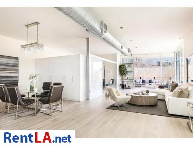 Very modern furnished 2BR/2BA Loft in Venice/MDR - 4/19