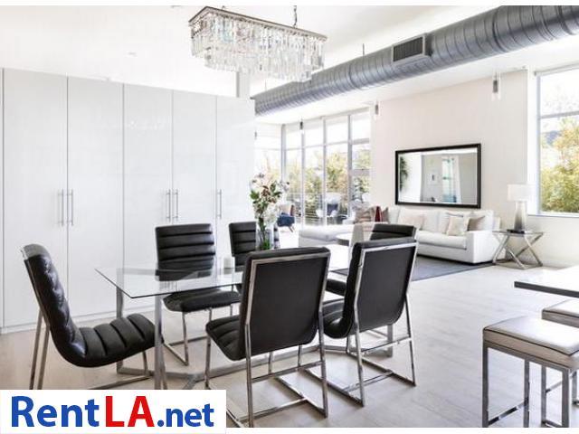 Very modern furnished 2BR/2BA Loft in Venice/MDR - 8/19