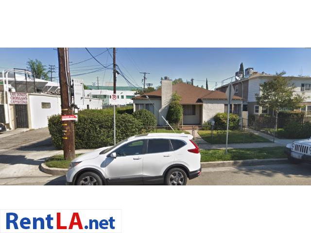 Studio City / North Hollywood Sober living for men - 1/1