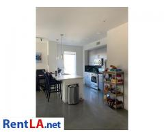 Available Private Bedroom and Bathroom in 2 bedroom Apartment Downtown