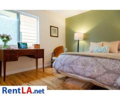 2/2 Condo in Heart of LA Furnished or Unfurnished