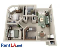 Private bed room in Marina Del Ray - 1,465