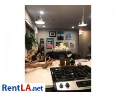 Modern 1 bedroom w/ private bath - walk to Downtown Culver City - Image 5/7