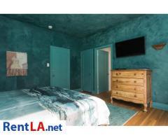 4 bedroom fully furnished house in Los Feliz - Image 8/20