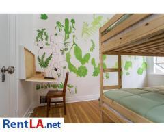 4 bedroom fully furnished house in Los Feliz - Image 11/20
