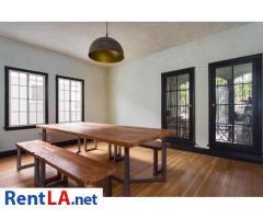 4 bedroom fully furnished house in Los Feliz - Image 16/20