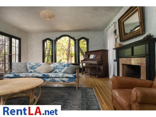 4 bedroom fully furnished house in Los Feliz - 20/20