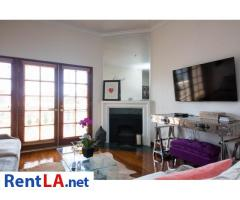 Glam meets rustic-chic in this cozy 1-bdrm fully furnished apartment - Image 1/10
