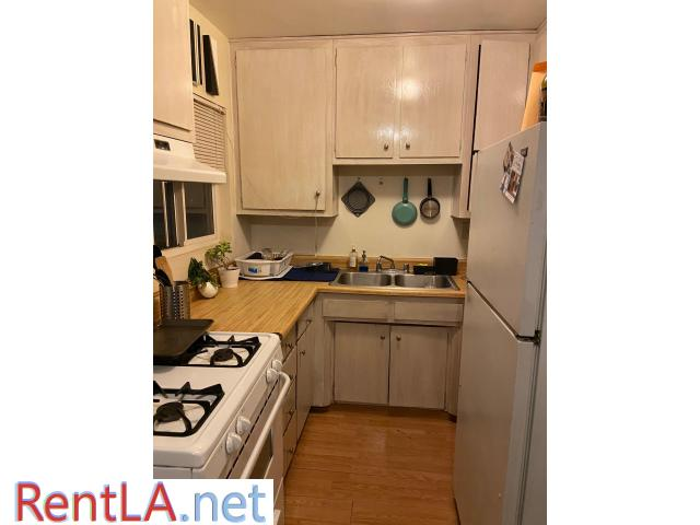 Sublet needed to fill 1 bdrm in 2 bdrm apt ASAP - Female only - 4/6