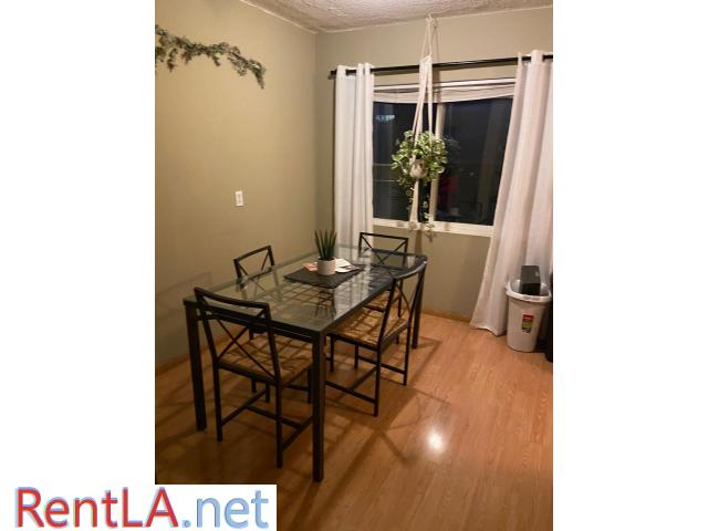 Sublet needed to fill 1 bdrm in 2 bdrm apt ASAP - Female only - 5/6
