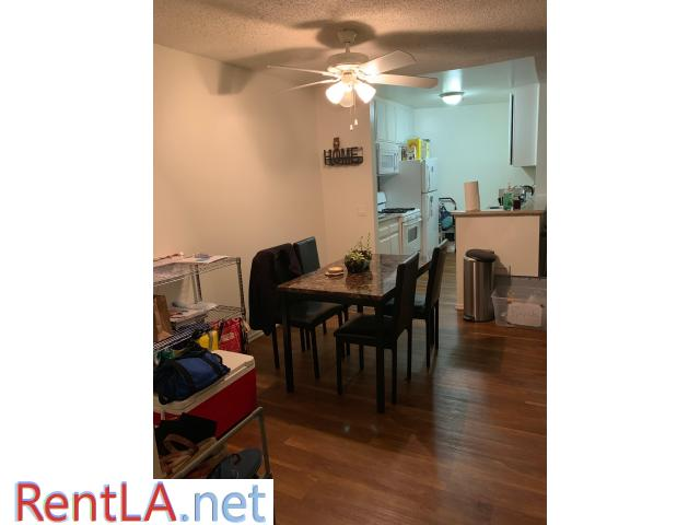 Spot in triple in UCLA Apartment 3 month lease takeover - 3/7